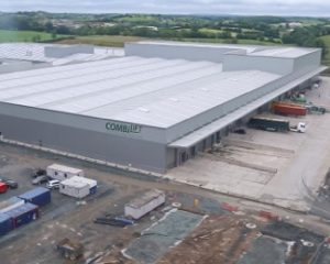 Combilift's new production facility progressing well
