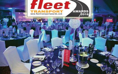 Less than 2 weeks to go until the Fleet Transport Awards & Networking Event