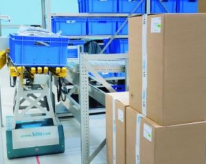 BITO's LEO ready for productive intralogistics