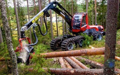 McHale Plant Sales take on Komatsu Forest gear
