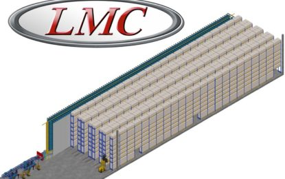 LMC Caravan opts for logistics solutions from Jungheinrich