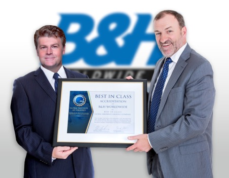 Significant award for B&H Worldwide