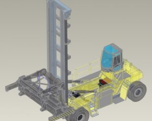 Hyster to address fuel efficient handling in ports at Greenport Congress in Amsterdam