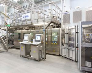 Sidel doubles production for Italian UHT PET supplier