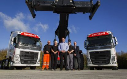 Kemball heavy invests in new Loaded Storage Depot at Felixstowe Port