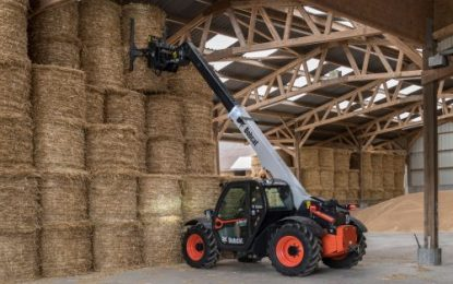 Bobcat Launches New TL30.70 AGRI Telescopic Loader