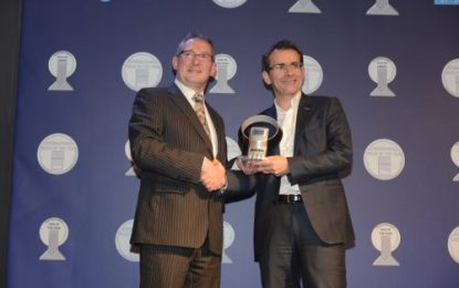 IVECO Daily Blue Power is International Van of the Year 2018