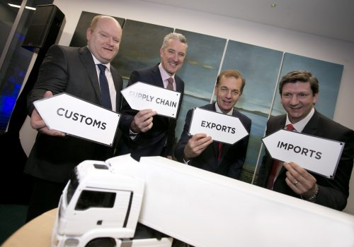 "Irish Exporters Association Supply Chain Seminar ""Securing the Interests of Irish Exporters in the East"""