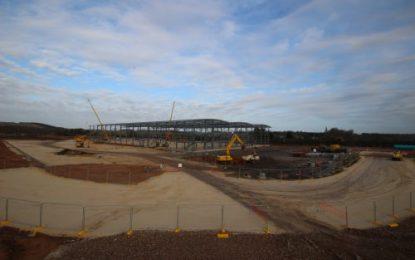 Major new logistics development in Doncaster underway
