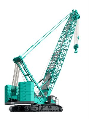 Scania & Kobelco Construction Machinery link up