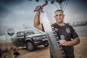 Stihl TIMBERSPORTS & Volkswagen Commercial Vehicles renew cooperation