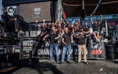 Hiab in search for 2018 World Crane Champion
