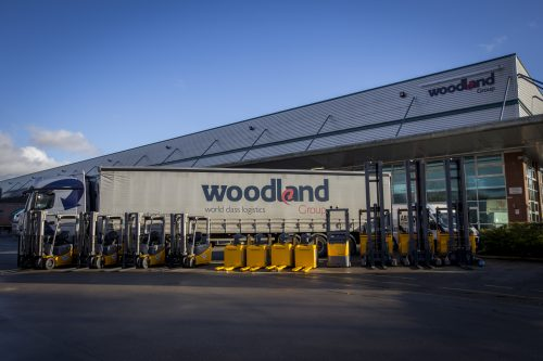 Woodland Group expands Jungheinrich fleet following 40% efficiency gains
