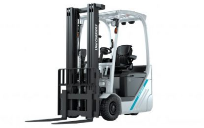 UniCarriers TX3 electric counterbalance truck receives Red Dot Award