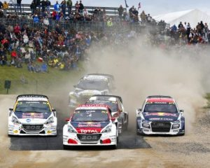 Woodland Group continues as Logistics Partner to World RX