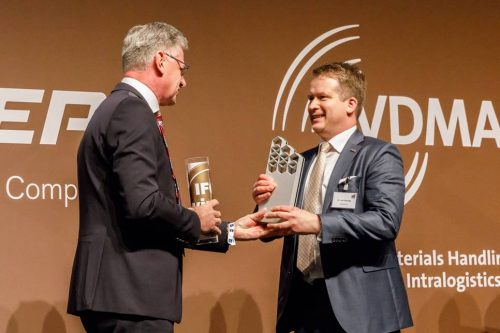 Jungheinrich takes home two IFOY awards