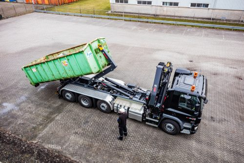 Hiab Showcase its Waste Management & Recycling products at IFAT, 14-18 May in Munich, Germany