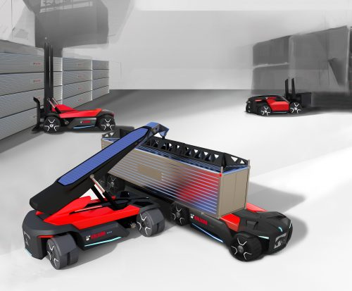 Kalmar's full offering to be available as electrically powered by 2021