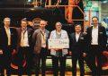 Fondation BTP PLUS Receives €10k from Doosan