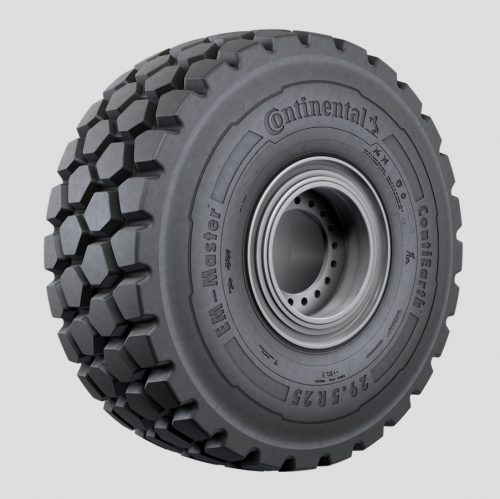 Conti Earthmover Tyres: Customised for Machinery Operating in Harsh Conditions