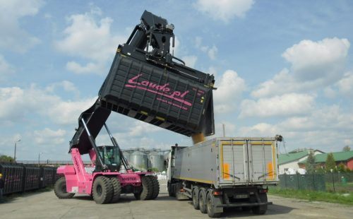Hyster Europe exhibiting at IFAT – Messe München