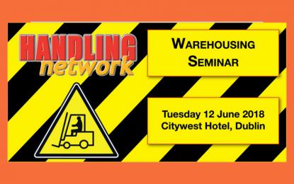 Speakers confirmed for Handling Network Warehousing Seminar