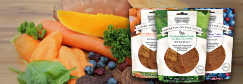 Irish Dog Foods look to Jungheinrich for Logistics & Storage Solutions