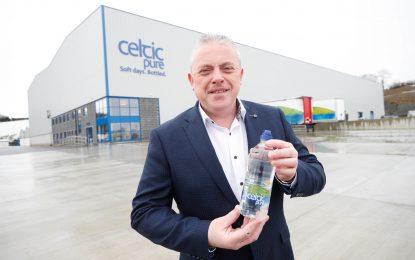 Sidel PET complete line revolutionizing Celtic Pure Water