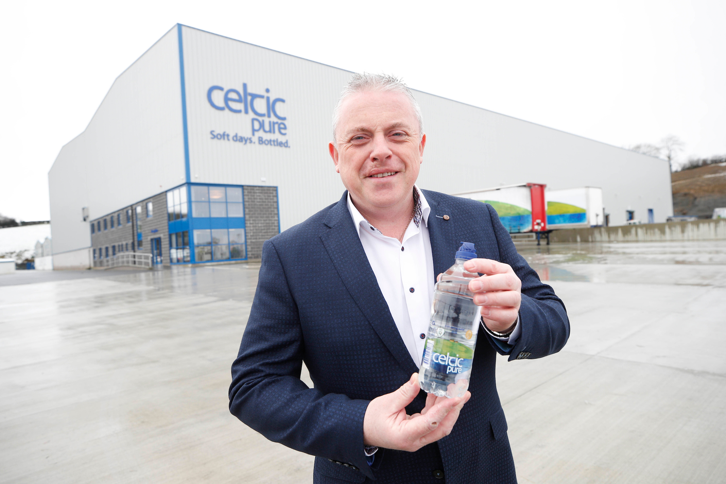 Sidel PET complete line revolutionizing Celtic Pure Water