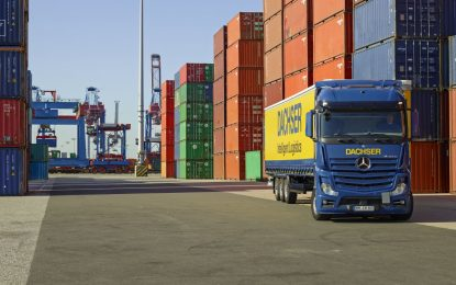 Dachser expands its range of LCL services