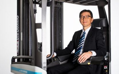 Change of leadership at UniCarriers Europe
