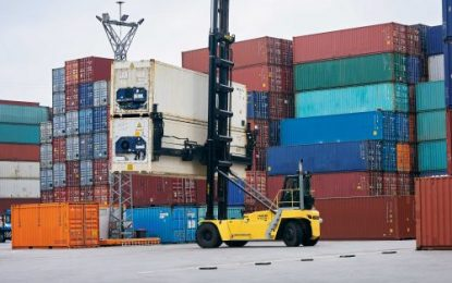 Hyster meets demands of Port of Antwerp