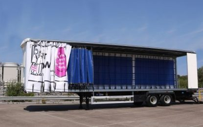 30 Cartwright curtainsiders for Dixons Carphone