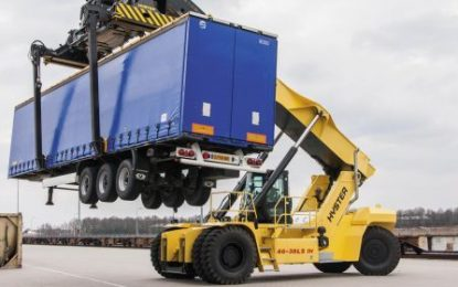 Hyster Big Trucks now have extended hydraulic oil change intervals