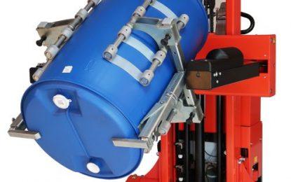 New Logitrans A/S Multi-drum turner