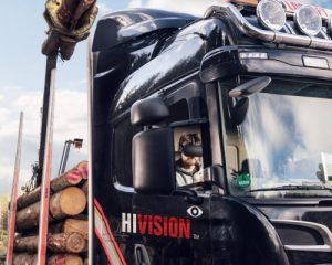 Hiab's successful HiVisionTM – 18 months after the first delivery