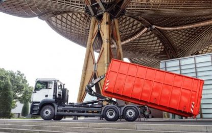 Hiab introduces the MULTILIFT Ultima – A revolution in productivity, ease of use & safety
