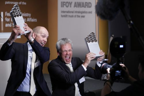 International Forklift Awards supports Start-up Companies