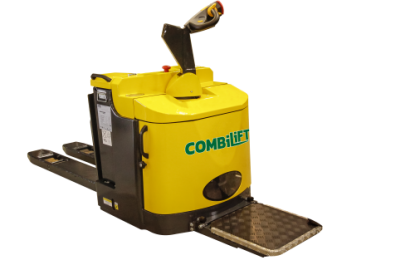 Combilift launches Combi-PPT: High capacity powered pallet truck