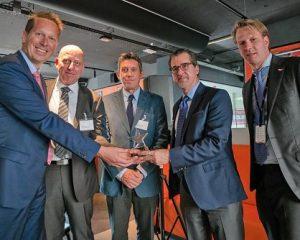 """Best European Warehouse Supplier"" award for Imperial Logistics International"