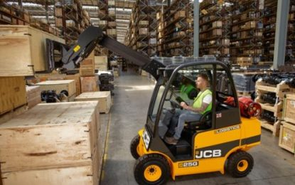 One-sided approach pays off for Emtec with JCB Teletruk