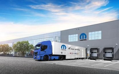 Fiat plant in Rivalta becomes Mopar's global parts distribution centre
