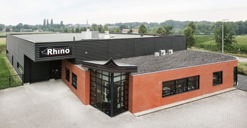 Rhino Products opens European Distribution Centre