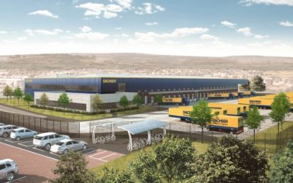 Growth in business sees DACHSER plan new facility in North of England