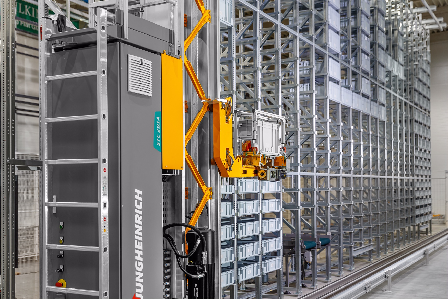 Jungheinrich – Major exhibitor at LogiMAT 2019