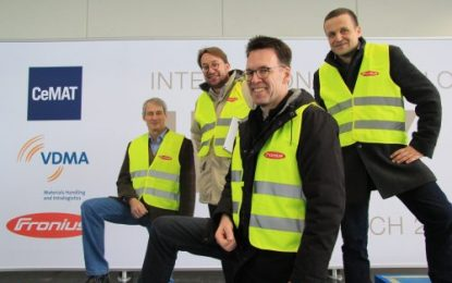 2019 International Intralogistics and Forklift Truck of the Year-IFOY finalists assessed