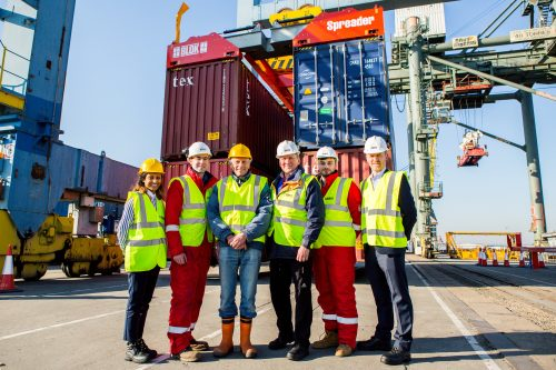 Warwickshire company to launch ground-breaking invention to save maritime industry billions