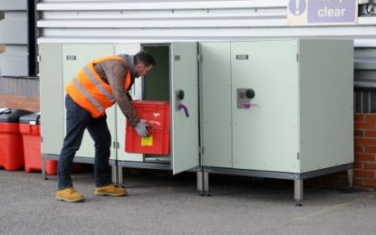BT Final Mile expands smart delivery locker business to 1,000 sites