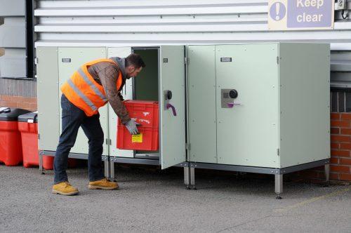 BT Final Mile expands smart delivery locker business to 1,000 sites