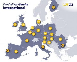 GLS expands international FlexDeliveryService